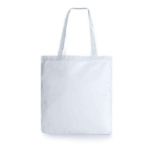 Trisit Canvas Tote Bag Tote Bag / Non-Woven Bag Bags Promotion Eco Friendly TNW1029_WhiteHD[1]